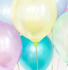 bedankt ballon versturen